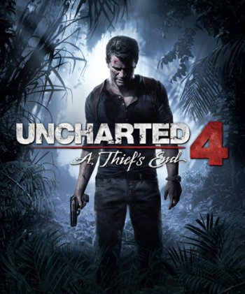 Capa de Uncharted 4: A Thief's End