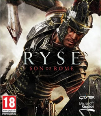 Capa de Ryse: Son of Rome