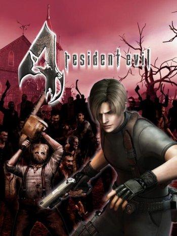 Capa de Resident Evil 4