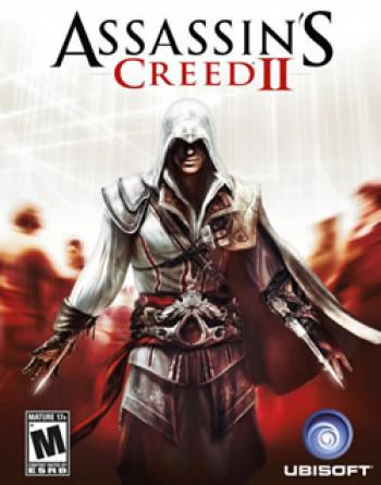 Capa de Assassin's Creed II