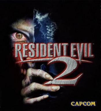 Capa de Resident Evil 2 (1998)