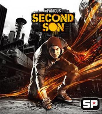 Capa de inFAMOUS: Second Son