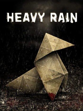 Capa de Heavy Rain