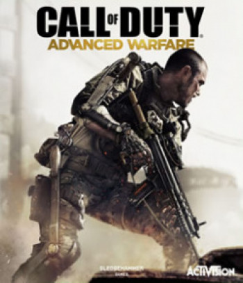 Capa de Call of Duty: Advanced Warfare