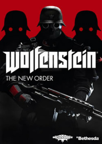 Capa de Wolfenstein: The New Order