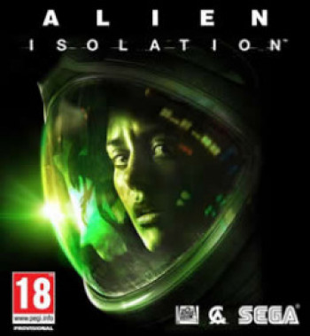 Capa de Alien: Isolation