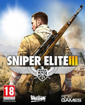 Capa de Sniper Elite III
