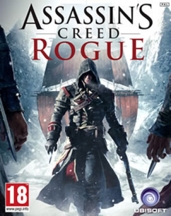 Capa de Assassin's Creed: Rogue