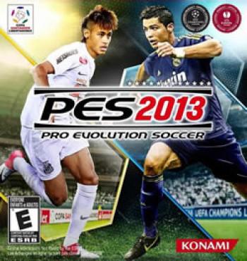 Capa de Pro Evolution Soccer 2013