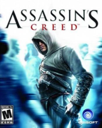 Capa de Assassin's Creed