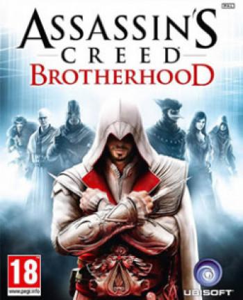 Capa de Assassin's Creed: Brotherhood