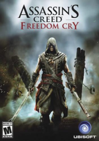 Capa de Assassin's Creed: Freedom Cry