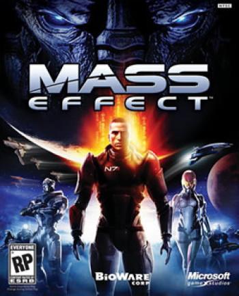 Capa de Mass Effect