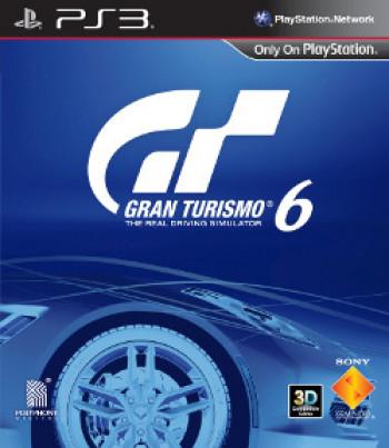 Capa de Gran Turismo 6
