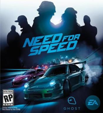 Capa de Need for Speed