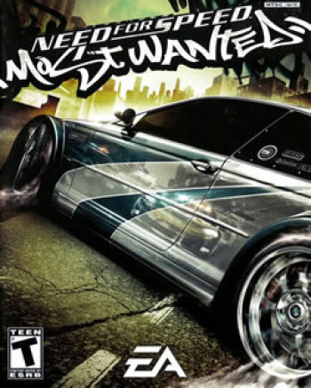 Capa de Need for Speed: Most Wanted