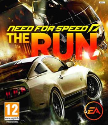 Capa de Need for Speed: The Run