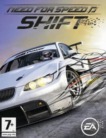 Capa de Need for Speed: Shift