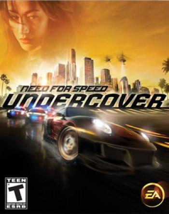 Capa de Need for Speed: Undercover