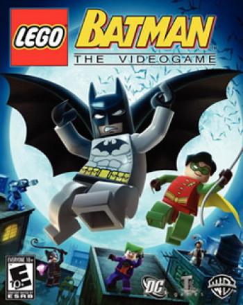 Capa de LEGO Batman: The Videogame