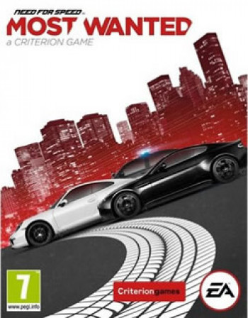 Capa de Need for Speed: Most Wanted (2012)