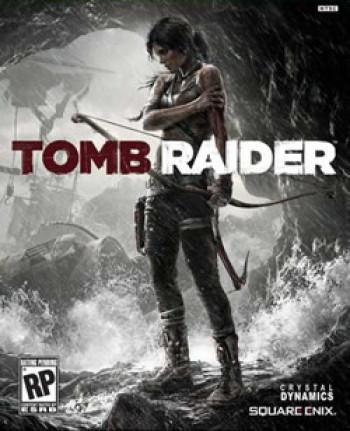 Capa de Tomb Raider