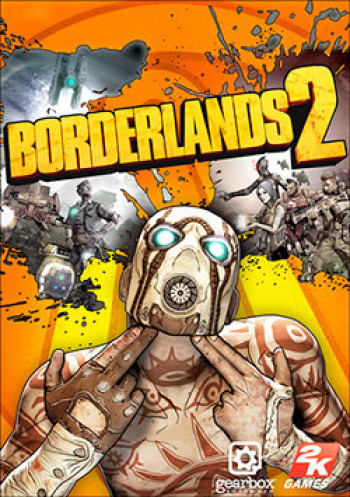 Capa de Borderlands 2