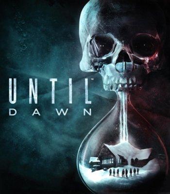 Capa de Until Dawn
