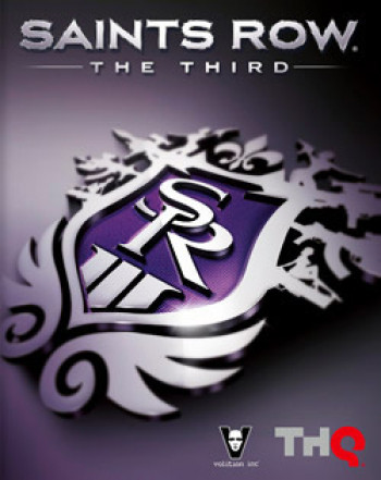 Capa de Saints Row: The Third