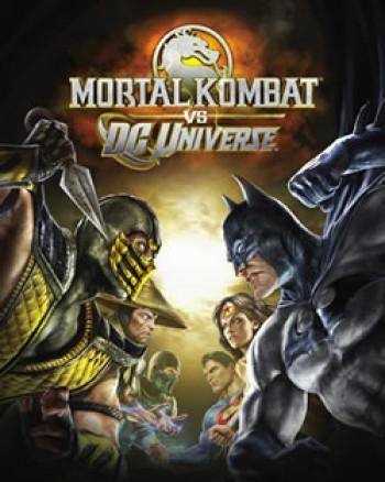 Capa de Mortal Kombat vs. DC Universe