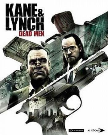 Capa de Kane & Lynch: Dead Men