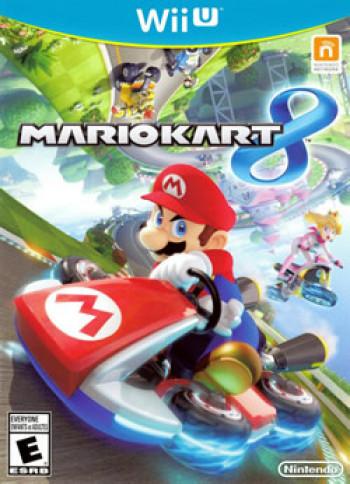 Capa de Mario Kart 8