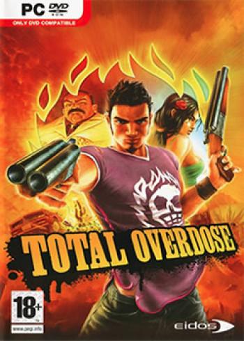 Capa de Total Overdose