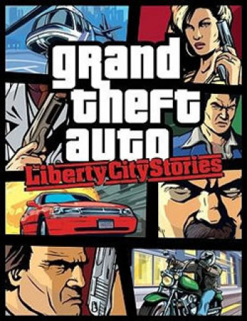 Capa de Grand Theft Auto: Liberty City Stories