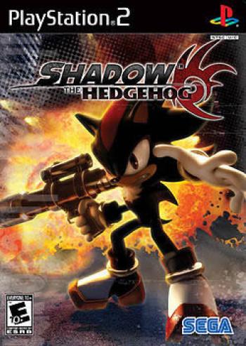 Capa de Shadow the Hedgehog