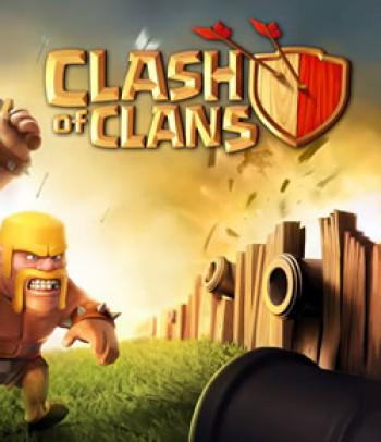 Capa de Clash of Clans