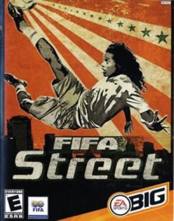 Capa de FIFA Street (2005)