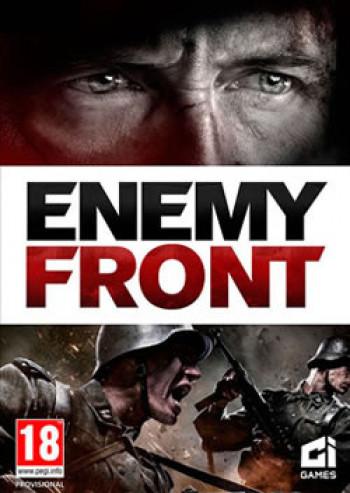 Capa de Enemy Front