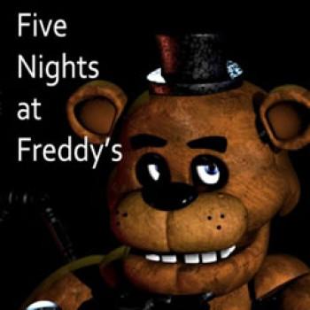Capa de Five Nights at Freddy's