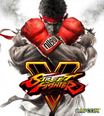 Capa de Street Fighter V