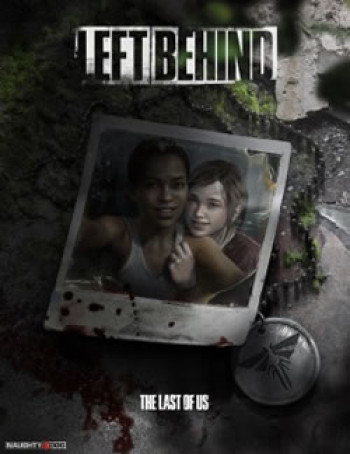 Capa de The Last of Us: Left Behind