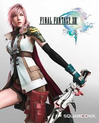 Capa de Final Fantasy XIII