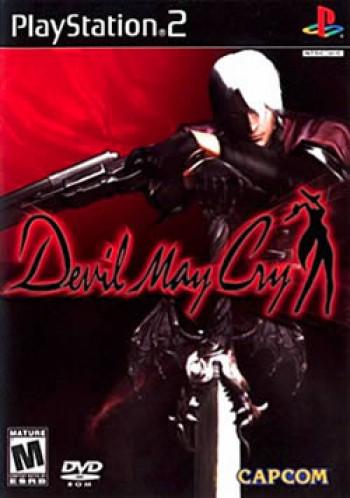Capa de Devil May Cry