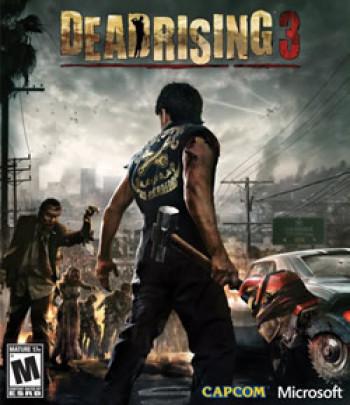 Capa de Dead Rising 3