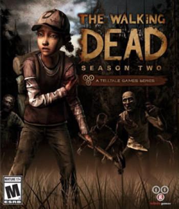 Capa de The Walking Dead: Season Two