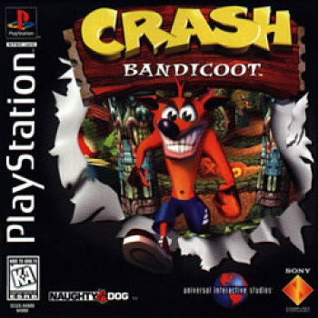 Capa de Crash Bandicoot