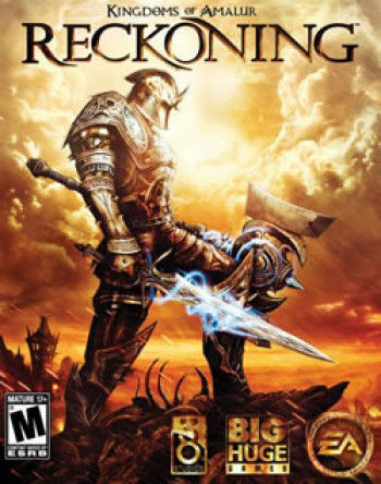 Capa de Kingdoms of Amalur: Reckoning