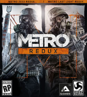 Capa de Metro Redux