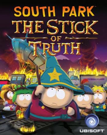 Capa de South Park: The Stick of Truth