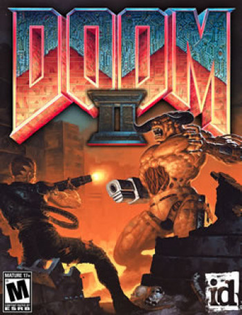 Capa de DOOM II: Hell on Earth